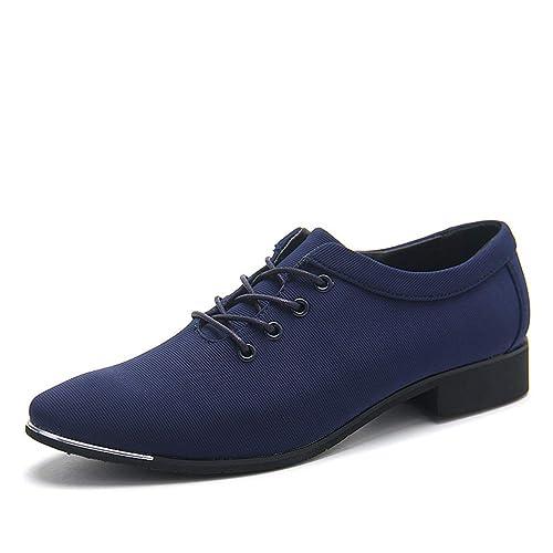 Zapatos de Traje de Vestir de Oficina para Hombre Zapatos de ...
