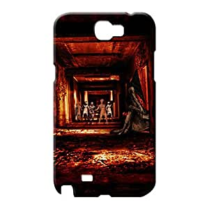 samsung note 2 case Scratch-free Hot Style mobile phone skins silent hill