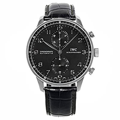IWC Portuguese Automatic-self-Wind Male Watch IW371447 (Certified Pre-Owned) from IWC