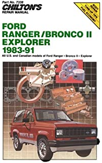 Ford rangerbronco ii 1983 90 repair manual chiltons total car chiltons repair manual ford rangerbronco iiexplorer 1983 91 fandeluxe Choice Image