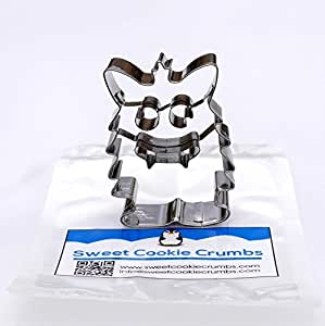 Monster Bazz Cookie Cutter - Stainless Steel