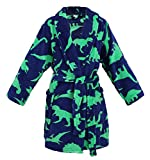 Simplicity Boys Girls Printed Cover up Party Costume, Dinosure, M