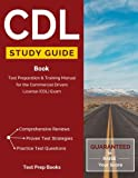 img - for CDL Study Guide Book: Test Preparation & Training Manual for the Commercial Drivers License (CDL) Exam: (Test Prep Books) book / textbook / text book