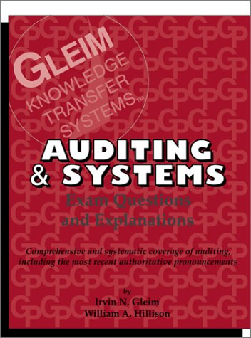 Auditing & Systems Exam Questions & Explanations