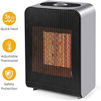 Amazon Com Soleil Ptc 910b Sole Digital Ceramic Heater