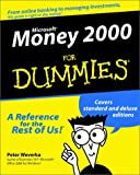 Microsoft Money 2000 for Dummies, Peter Weverka, 0764505793