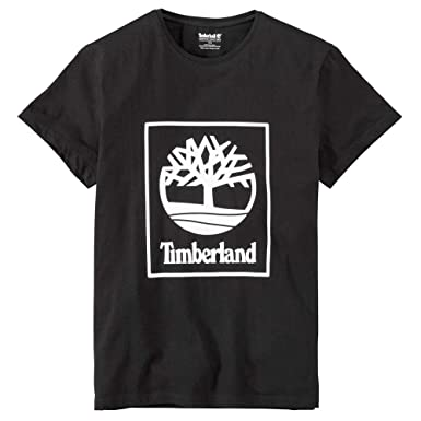 Timberland SLS Seasonal Logo Tee: : Sport & Freizeit