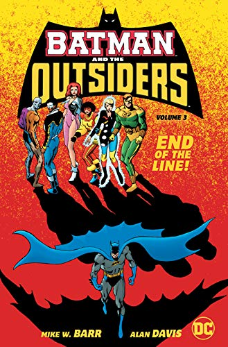 Pdf Graphic Novels Batman and the Outsiders Vol. 3