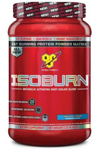 BSN ISOBURN Protein Powder Vanilla product image