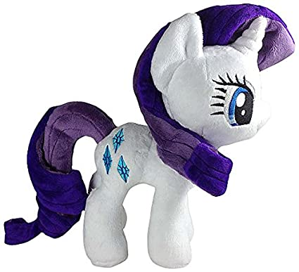 Toys & Hobbies Other Stuffed Animals 12 Inch Soft Stuffed Toy Plushie RARITY My Little Pony 12 Plush New