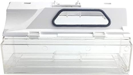 Reemplazo para Miaomi Mi Roborock Aspirador de Piezas de Repuesto Polvo Recoge la Caja del Tanque de Agua del Filtro de Tela Mopping: Amazon.es: Electrónica