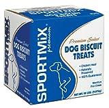 Wells SPORTMiX Gourmet Peanut Dog Biscuit Treats – 20 lb. Bag, My Pet Supplies