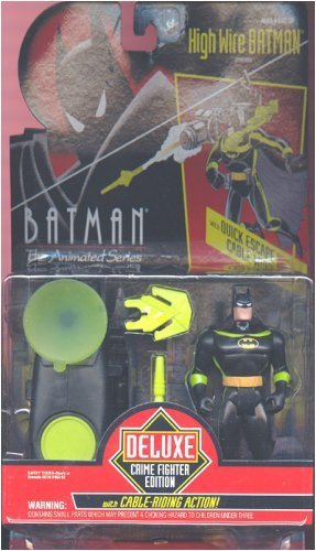 Batman the Animated Series: High Wire -