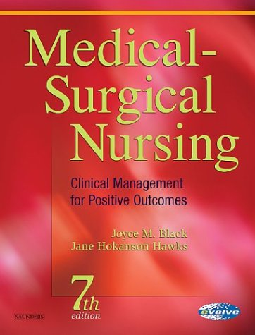 Medical-Surgical Nursing: Clinical Management for Positive Outcomes, 7th Edition
