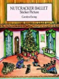 Nutcracker Ballet Sticker Picture (Sticker Picture Books)