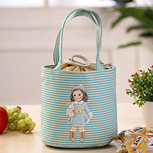 Mini Snack Tote,IEason PThermal Insulated Box Tote Cooler Bag Bento Pouch Lunch Storage Case – DiZiSports Store