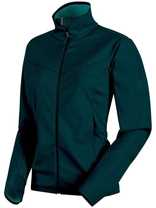 buy online 35daf ab39f Mammut Women's Ultimate V So Softshell Jackets: Amazon.co.uk ...