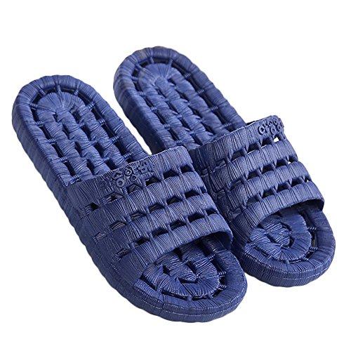 Pantofole Da Bagno Antiscivolo Unisex Scarpe Interne Ed Esterne Casa Estiva Pantofola Marina
