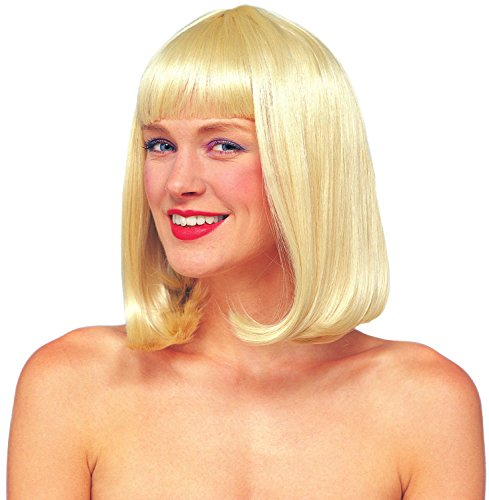 Blonde Peggy Sue Adult Wig - Costume Culture Women's Peggy Sue Wig Deluxe, Blonde, One Size