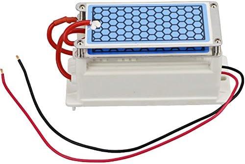 atwfs cerámica Generador de Ozono 110 V 10 G/H doble placa de cerámica purificador de aire ozonizer: Amazon.es: Hogar