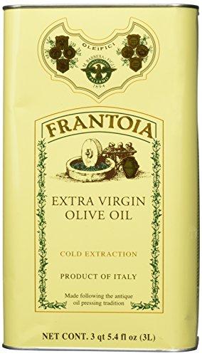 Extra Virgin Italian Olive Oil - Frantoia Italian Extra Virgin Olive Oil, 3 Liter; Barbera