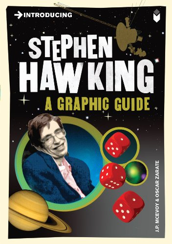 Introducing Stephen Hawking: A Graphic Guide (Introducing...) cover