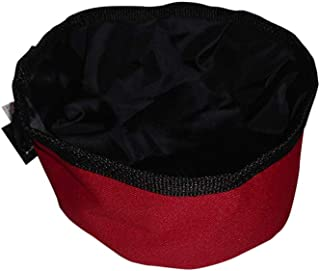 product image for BAGS USA Dog Bowl,Travel Reusable and Collapsible,Guaranteed Water Proof Made in U.S.A.