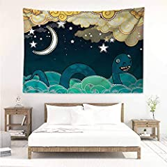 Go for a dramatic makeover of your wall and this tapestry would become a conversational piece of art. A must have in any season. This is a rare beauty not to be missed, a genuine collector item showing the result of masterly workmanship.With ...