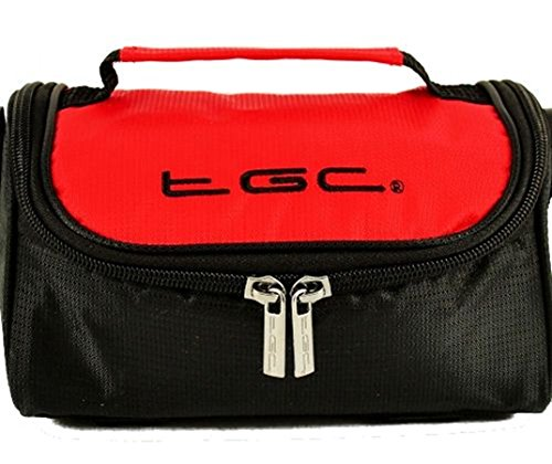 negro Bolso Mujer White Cool Blanco TGC Red with para Rojo Hombro Trims y Crimson carmesí al Z1Fwqgd