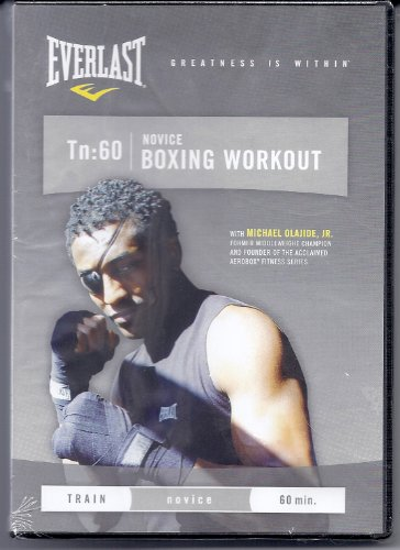 Everlast Boxing Workout Michael Olajide