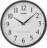 Seiko Horloges en plastique noir unisexe qxr210K