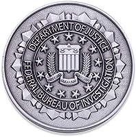 FBI Challenge Coin - Federal Bureau of Investigation