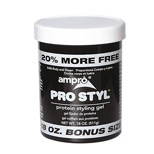 Ampro Protein Styling Gel 18 oz.