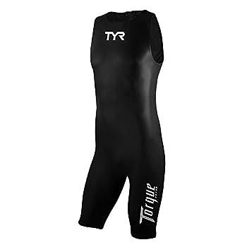 TYR Sport Men's Torque Elite Swimskin for Triathlon