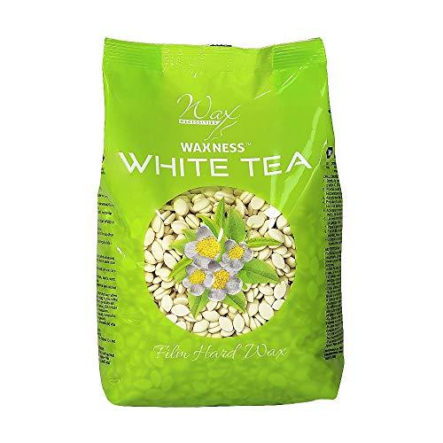 Cream White Tea - Waxness Hard Wax Beads White Tea Cream 1.1 Pound