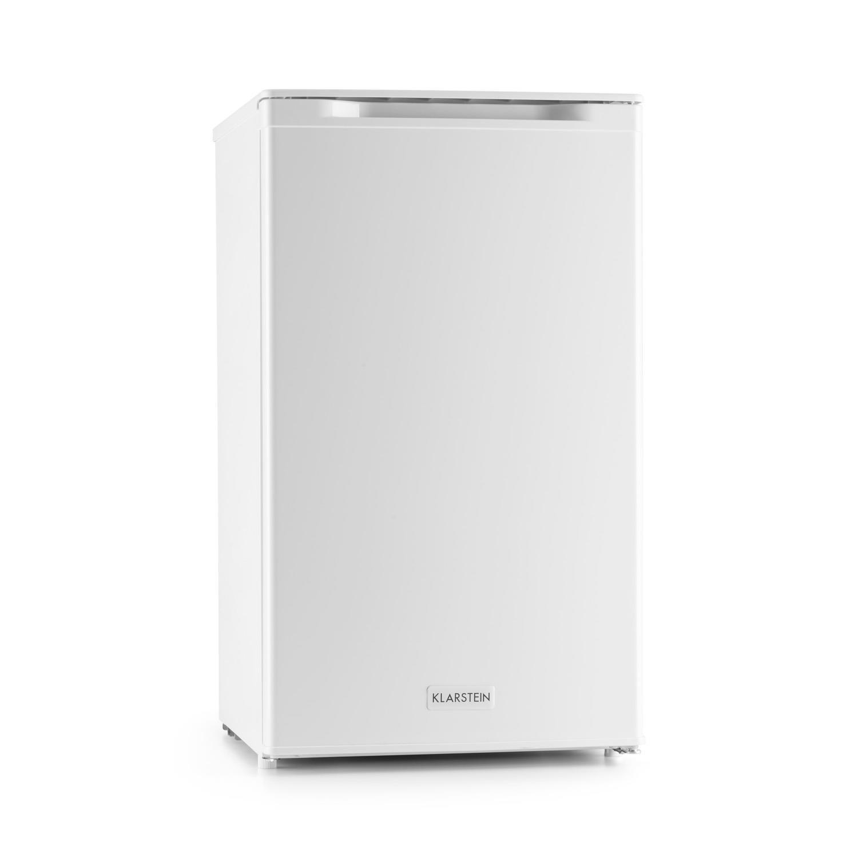 Klarstein Garfield XL Eco+ • Congelador • 80 litros • 3 cajones • Altura regulable • Emisión de solo 41 dB • bajo consumo • Perfecto para parejas y familias pequeñas • Gris