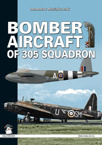 Bomber Aircraft of 305 Squadron (White Series) - British Bomber Aircraft