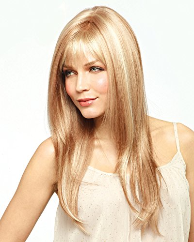 Stevie Monofilament Synthetic Wig By Amore Mochaccino ()