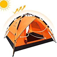Camel Fourth-generation Automatic Hydraulic Tent for 2-3...
