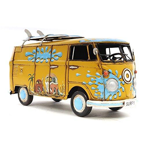 Old Modern Handicrafts 1967 Volkswagen Deluxe Bus 1:18 Scale (Deluxe Bus)