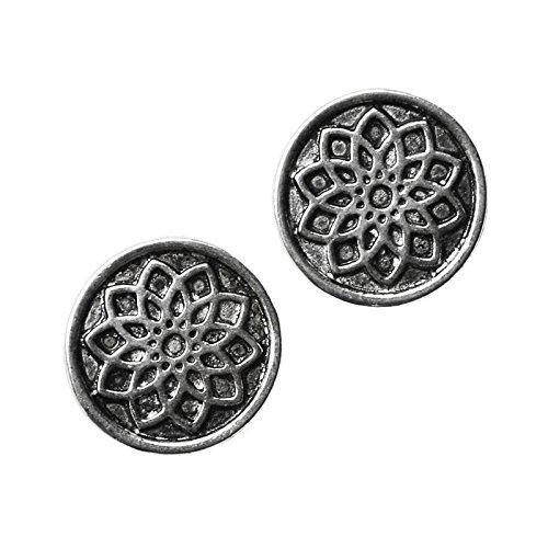 Sahasra Chakra Lotus (Lotus Cufflinks)