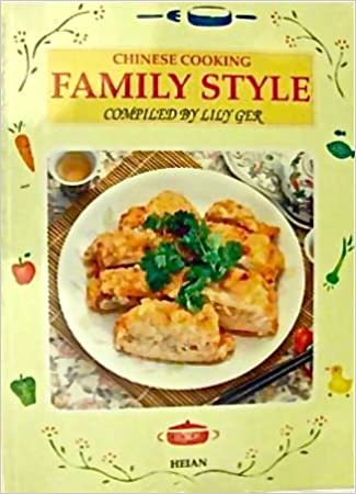 Book Chinese Cooking, Family Style