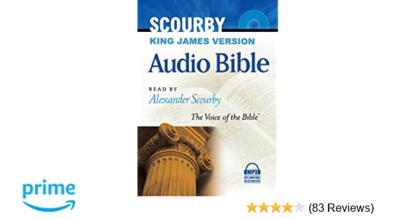 Scourby Audio Bible: King James Version: Alexander Scourby