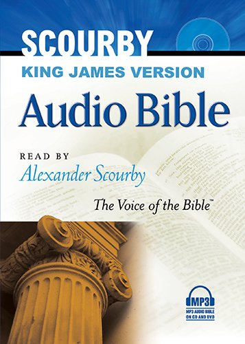 Scourby Audio Bible: King James Version by Hendrickson Publishers