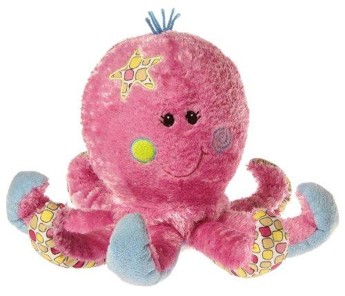 "Mary Meyer Cheery Cheeks Olivia Octopus 12"" Plush"