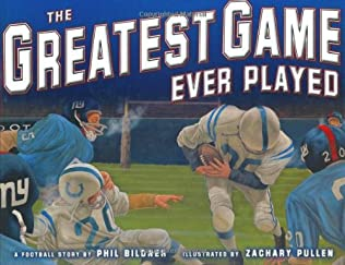 book cover of The Greatest Game Ever Played