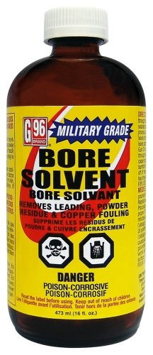 G96 Military Grade Bore Solvent 16Oz