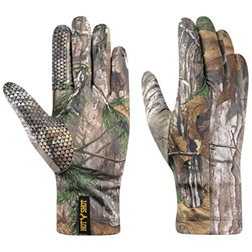 Hot Shot Blacktail Glove Medium Realtree Edge Frame