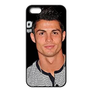 Cristiano Ronaldo iPhone 4 4s Cell Phone Case Black gift Q6544861
