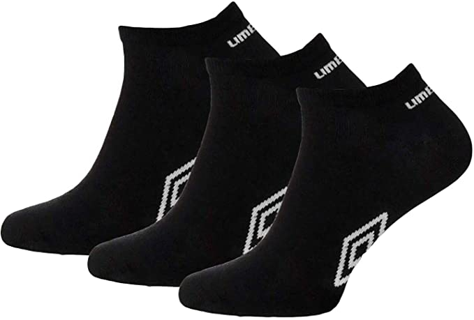 12 Pairs Men/'s Umbro Sport Socks Cotton Work Socks Shoe Size  6-11